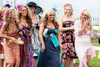 Sligo Races Hen Party
