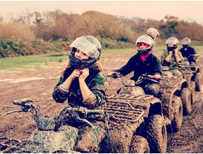 Quad Biking, Stag Hen Party in Sligo