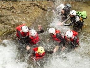 Coasteering, hen party ideas