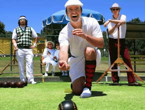 Lawn Bowls STag Party Package