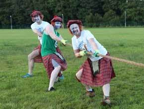 Highland Games Stag Party Sligo