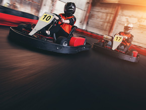 Karting Stag Party Package