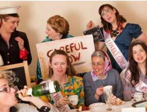Finding Father Ted Hen Party Sligo